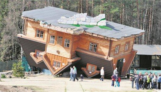 מבנים לא שגרתיים בפולין