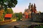 בתי מלון בטירות של פולין