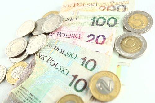 כסף ומטבע בפולין