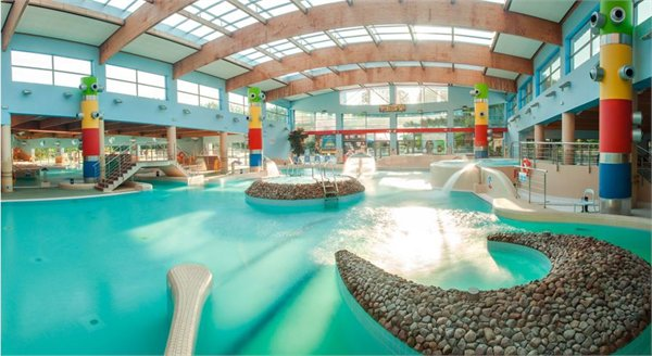 Aquapark Sopot - אטרקציות ופעילויות