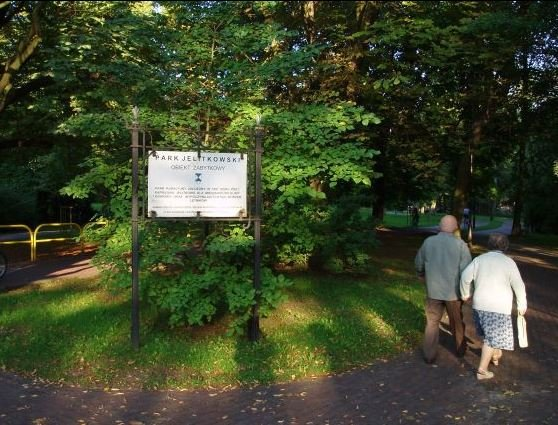 Park Jelitkowski - Pomorskie