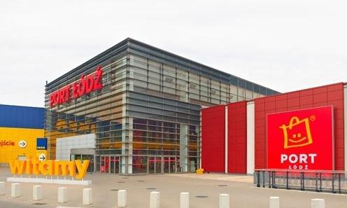 מרכז קניות Port Lodz