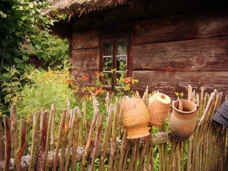 מוזיאון החקלאות ומוזיאון אתנוגרפי באוויר פתוח בCiechanowiec