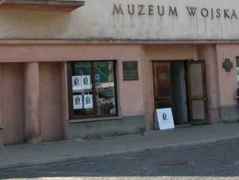 המוזיאון של הצבא ב-Bialystok