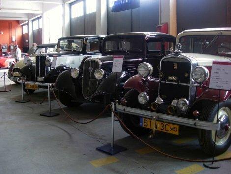 מוזיאון רכב והטכנולוגיה