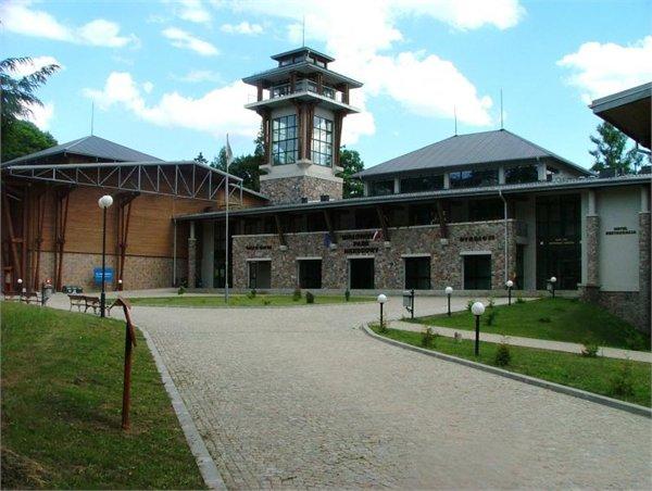 המוזיאון לתולדות הטבע ב-Bialowieza