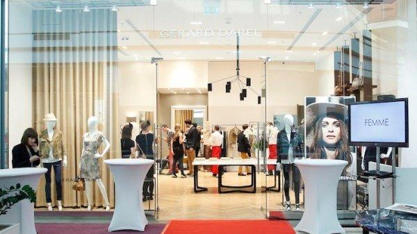 מרכז קניות - Galerii Mokotow