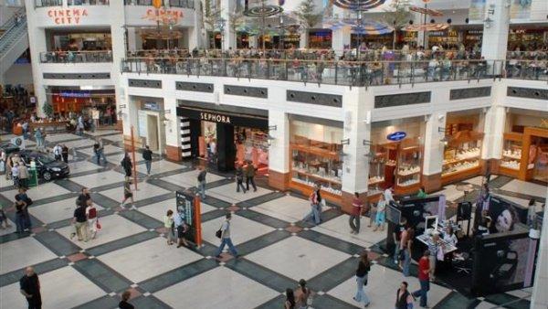מרכז קניות Arkadia בורשה - Mazoweckie