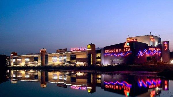 מרכז קניות Krakow Plaza