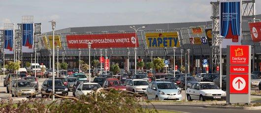מרכז קניות Bielany בורוצלב