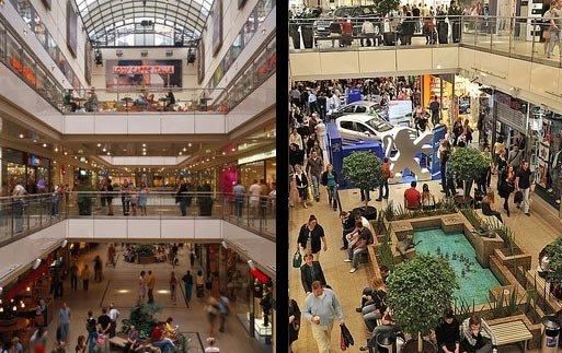 מרכז קניות Galeria Dominikanska בורוצלב
