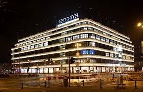 מרכז קניות Renoma בורוצלב