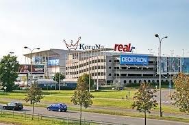 מרכז קניות  Korona בורוצלב