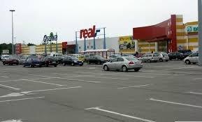 מרכז קניות  Osowa בגדנסק - Pomorskie