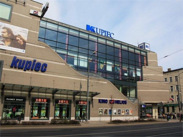 מרכז קניות CHR Kupiec