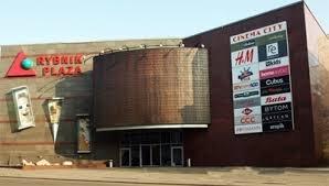 מרכז קניות Rybnik Plaza