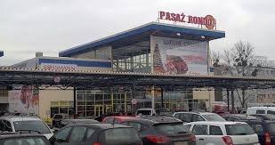 מרכז קניות Pasaz Rondo בפוזנן