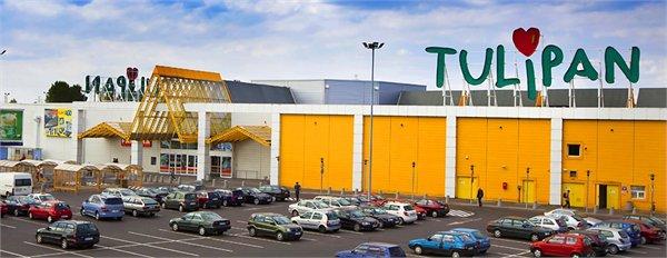 מרכז קניות Tulipan