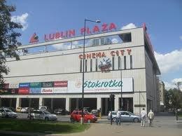 מרכז קניות Lublin Plaza