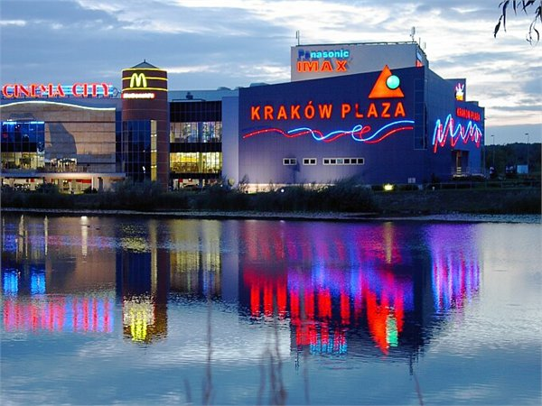 מרכז קניות Plaza קרקוב - Malopolskie