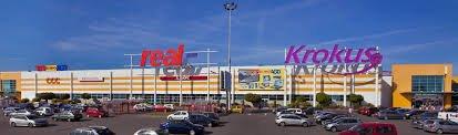 מרכז קניות Krokus בקרקוב