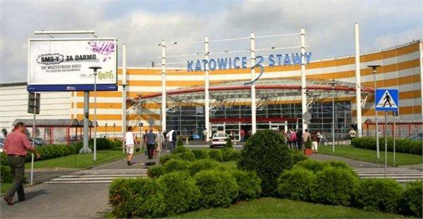 מרכז קניות CH 3 Stawy