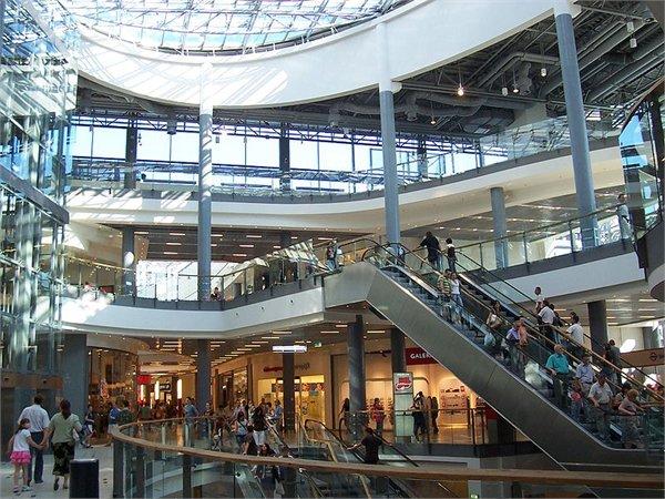 מרכז קניות  Arena Gliwice