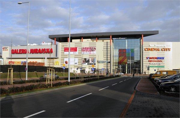 מרכז קניות Galeria Jurajska