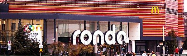 מרכז קניות  Rondo