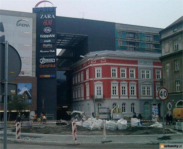 מרכז קניות Galeria Sfera