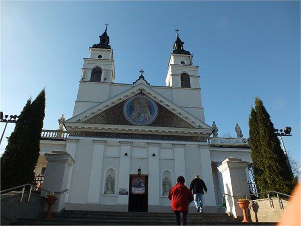 כנסיית sw. Ludwika we Wlodawie - Lubelskie