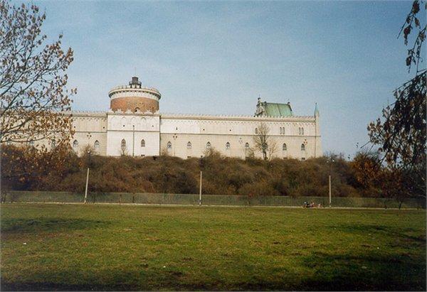טירה ב Lublin