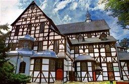 כנסיית השלום ב Swidnica
