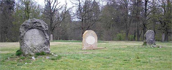 בית הקברות לסוסים ב Kliczkow