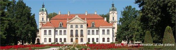 אחוזה בארוקית ומוזיאון של סוצ-ריאליזם ב Kozlowka