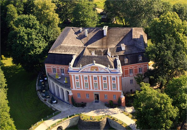 מתחם ארמון , מוזאון ומלון בוטיק Kurozweki