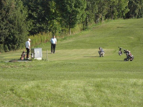 מגרש ומועדון גולף ב Bydgoszcz