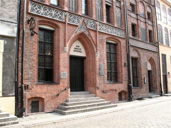 בית-מוזאון של ניקולס קופרניקוס בטורון - Kujawsko-Pomorskie