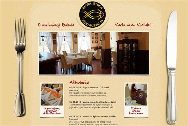 Zlota Rybka מסעדה - מסעדות