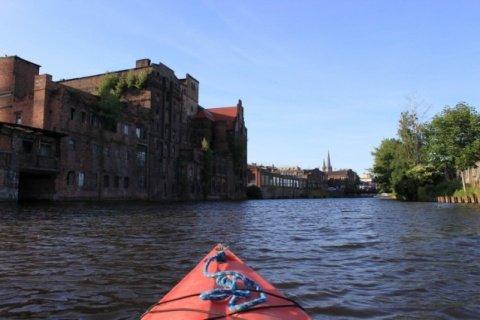 Kajaki Szczecin