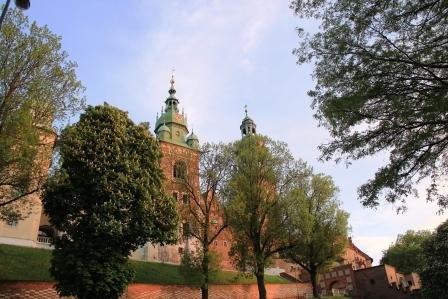 טירת ואבל (Wawel) בקראקוב
