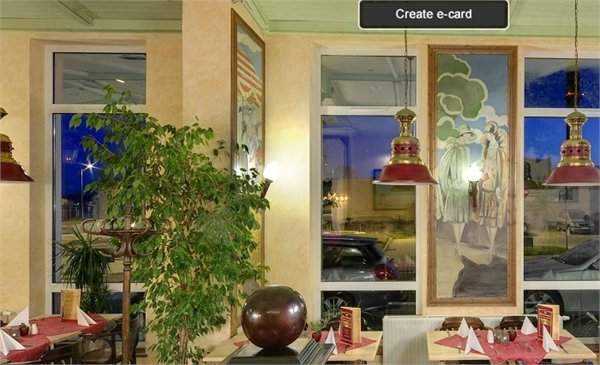 Des Kaisers Pavillon - בר-מסעדה