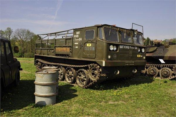 מוזיון תחבורה צבאית Mragowo