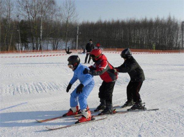 Stokbobliwo - מסלול סקי מלאכותי