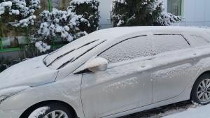 נהיגה בחורף בפולין