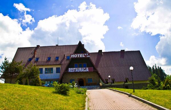 בתי מלון בזאקופנה