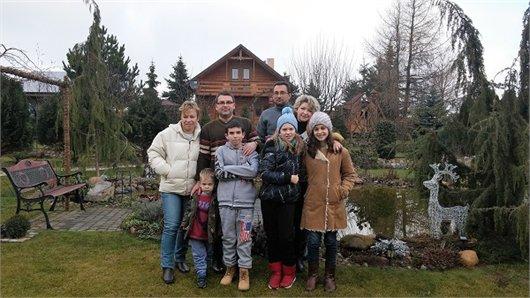 חופשת החנוכה עם ילדים בפולין