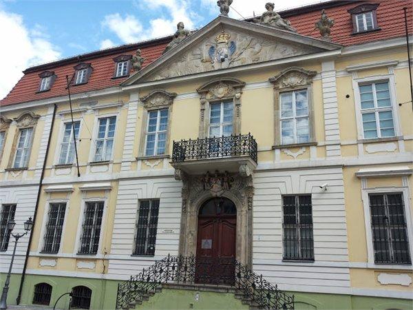 מוזאון לאומי ב-Szczecinie - Zachodniopomorskie