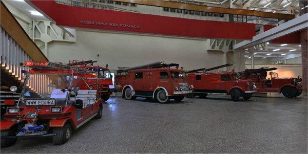 המוזיאון של היסטוריית מכבי אש - Sliaskie