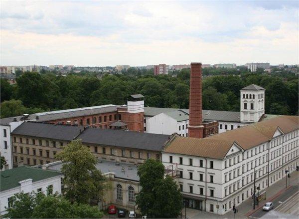 מוזיאון טקסטיל ב Lodz - Lodzkie